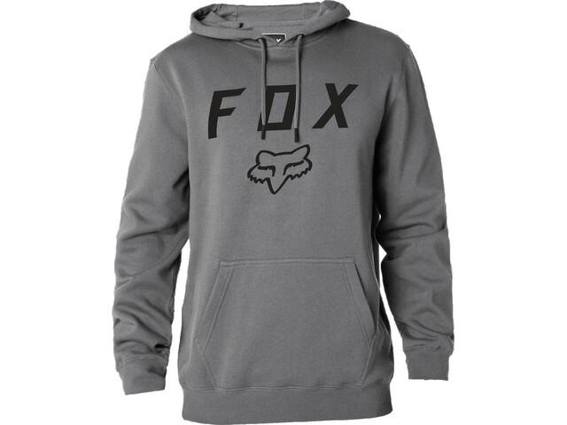Fox Legacy Moth Hoodie Men grey